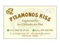 Pisamonos kiss