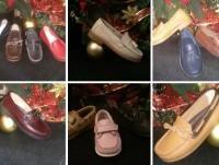 Gran variedad de calzado