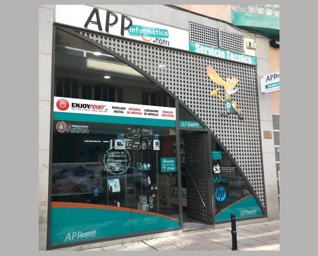 Nuestra tienda. Tienda de informática personal y servicio a Pymes en Badajoz.