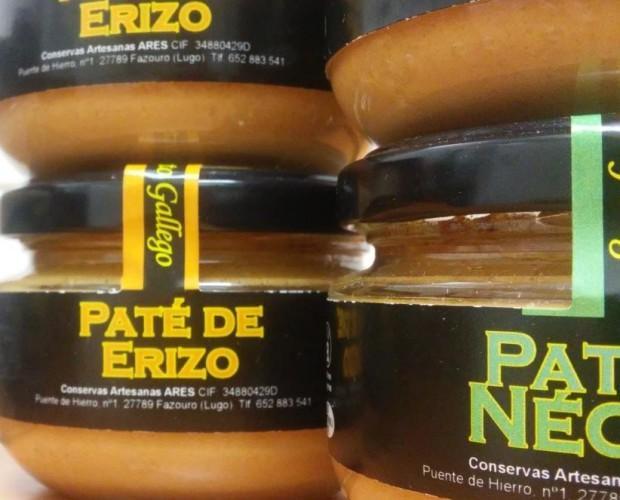 Diversidad de patés. Patés  de Cantabria