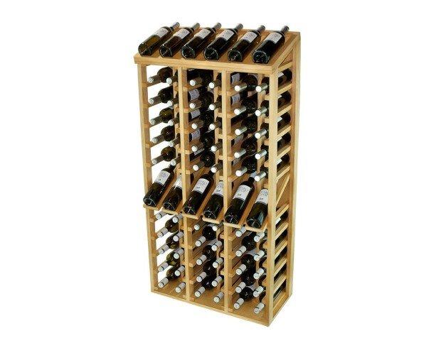 Botellero Expositor para 12 marcas. Nuestro Botellero expositor es ahora es más duradero, más práctico y más ecológico