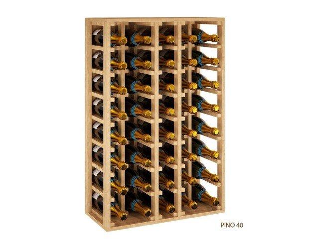 Botellero vino y cava. Cuide sus botellas especiales con un botellero adecuado a su tamaño