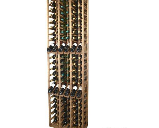 Expositor profesional para vino y cava. Diseñamos su instalación, para un proyecto 3D sin compromiso