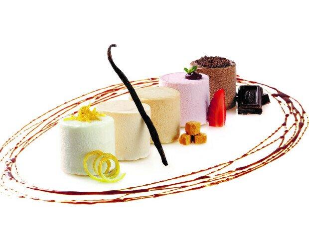 Basics Menú diario. Presentación óptima de los sabores clasicos y de más rotación para el menú diario.