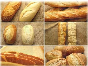 Pan. Descubra el pan pre-cocido de Pre-Pa y deleítese