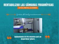 Cámara frigoríficas