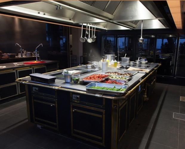 Cocinas para hostelería. Cocinas industriales