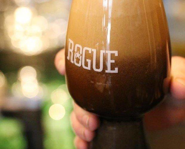 Rogue Ales & Spirits. Refrescante stout