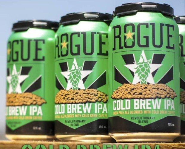 Rogue. Cold Brew Ipa