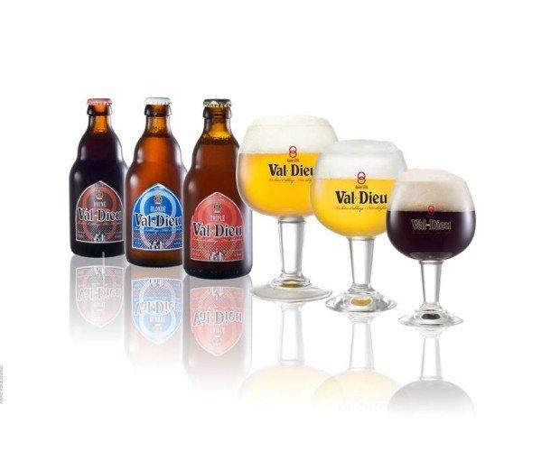 Cervezas artesanas. Variedad de cervezas