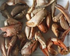Boca negra de cangrego. Una delicia del mar