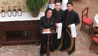 Escuela de Hostelería.Auxiliar en servicios de restauración