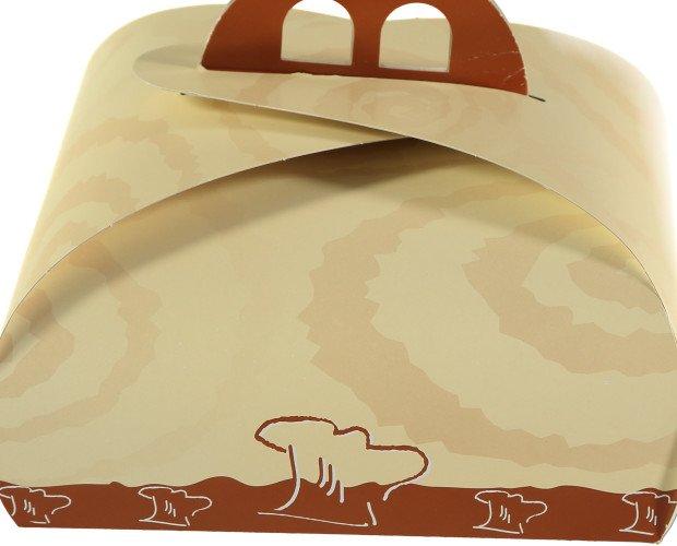 Caja mariposa Tarta. Cajas para tartas y pasteles