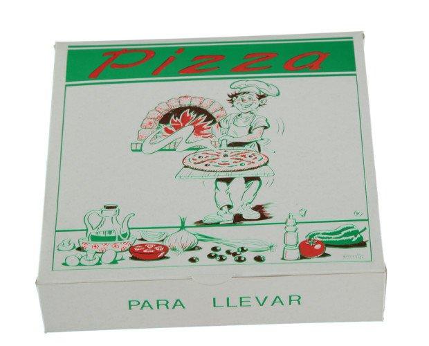 Cajas para pizzas. Cajas para pizzas