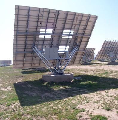 Montaje del Panel. Energía Eléctrica, Paneles Fotovoltáicos