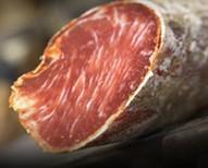 Lomo. Una de las piezas más jugosas del cerdo ibérico