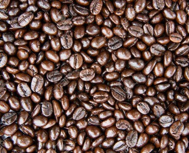 Café en grano. Café de la mejor calidad del mercado