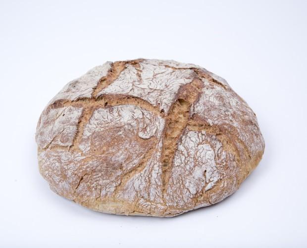 Pan cortado. Delicioso sabor