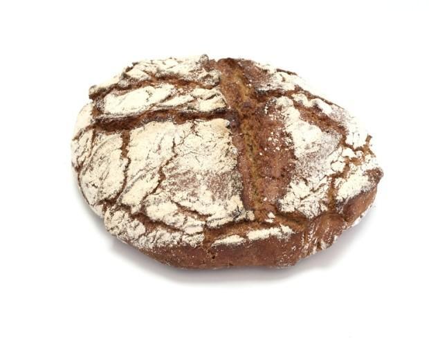Pan de centeno. Ideal para sustituir el pan blanco