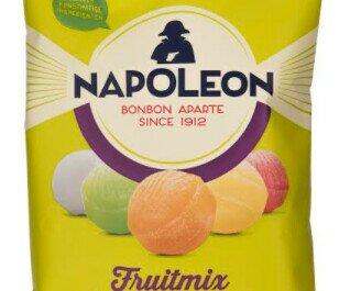 Caramelo Napoleón. Deliciosos caramelos con sabor  frutas