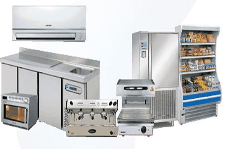 Cocinas industriales. Mantenimiento y reparación de cocinas industriales