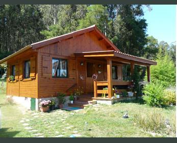 Casas de Madera.Somos profesionales del diseño y la construccón