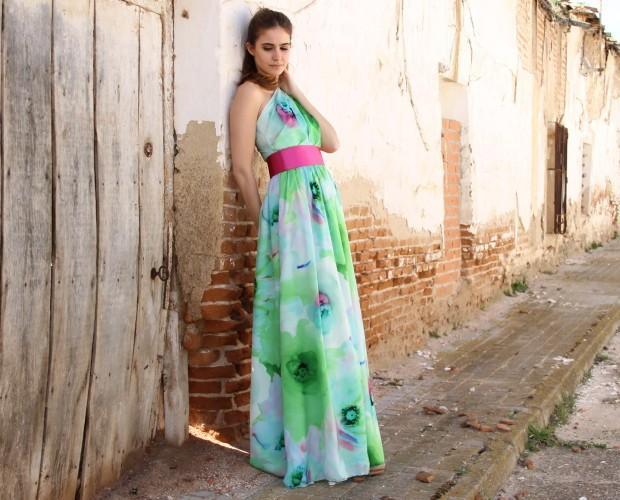Vestidos. Elegantes vestidos de día