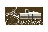 El Hotel Sercotel La Boroña