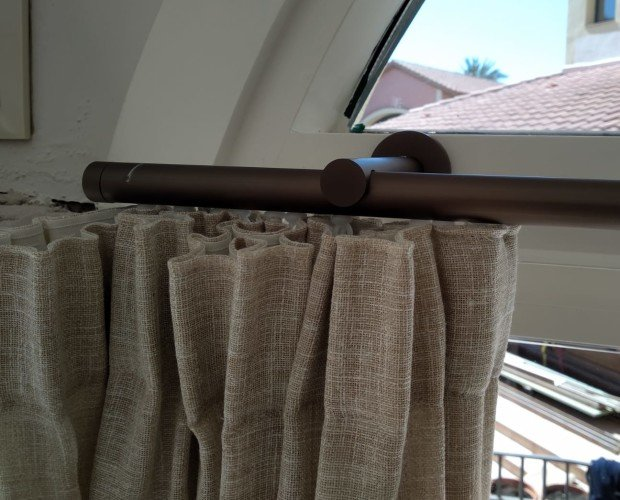 cortinas ignífugas. Confección e instalación cortinas ignífugas