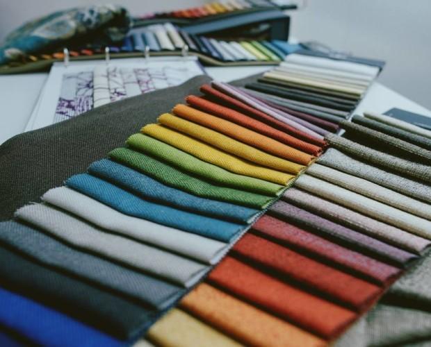 Variedad de colores. Especialistas en ignifugar elementos decorativos