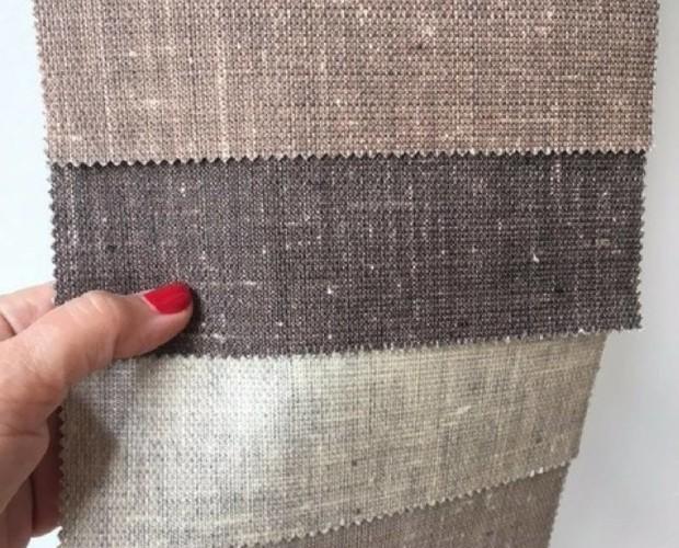 Foscurit ignífugo. 100% opaco en colores naturales y textura rústica