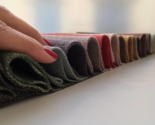 Amplia gama tejidos. Colecciones innovadoras de excelente calidad
