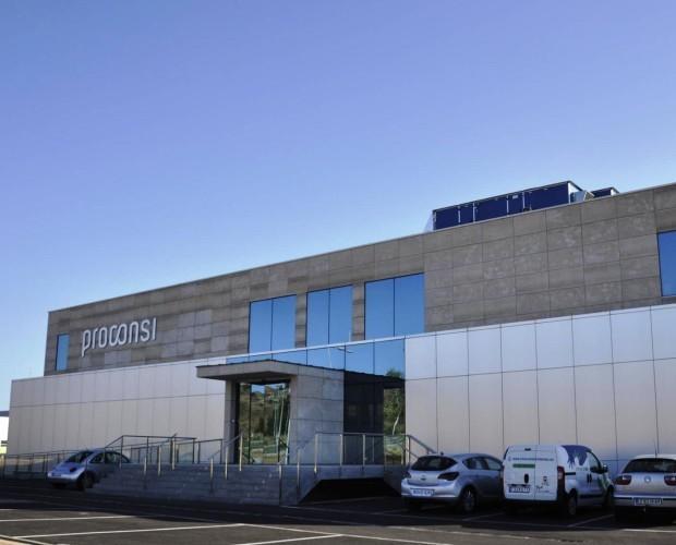 Edificio Proconsi. Instalaciones de Proconsi |León