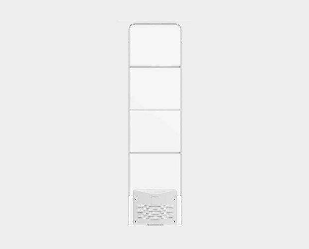 Monoantena Venus. Panel transparente de atractivo diseño