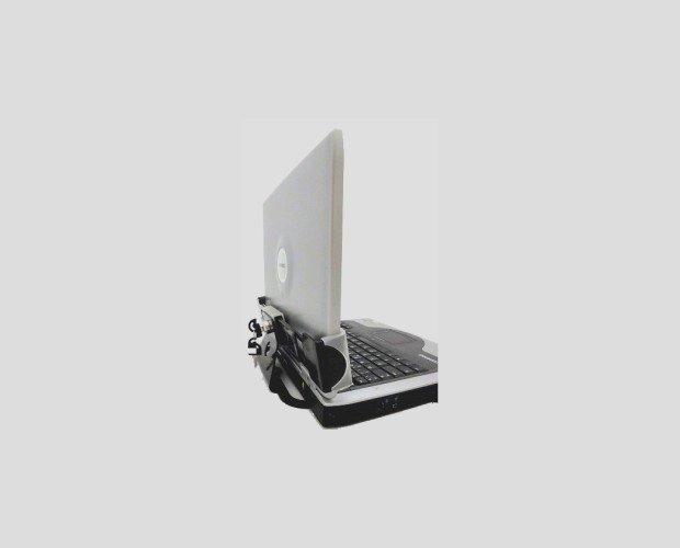 Protector PC Lock. Adecuado para exposiciones y grandes corporaciones