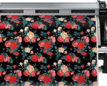 Estampación Textil.Podemos imprimir en diferentes tipos de materiales