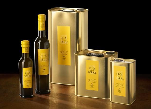 Aceite de oliva. Nuestros productos