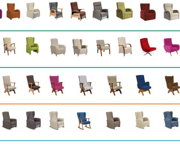 Nosotros. Somos fabricantes de sillones de primer nivel