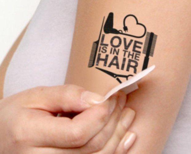 Regalos Personalizados.Tatuajes temporales personalizados