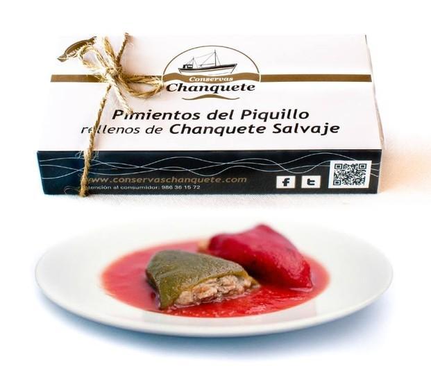Conservas Chanquete. Caja degustación