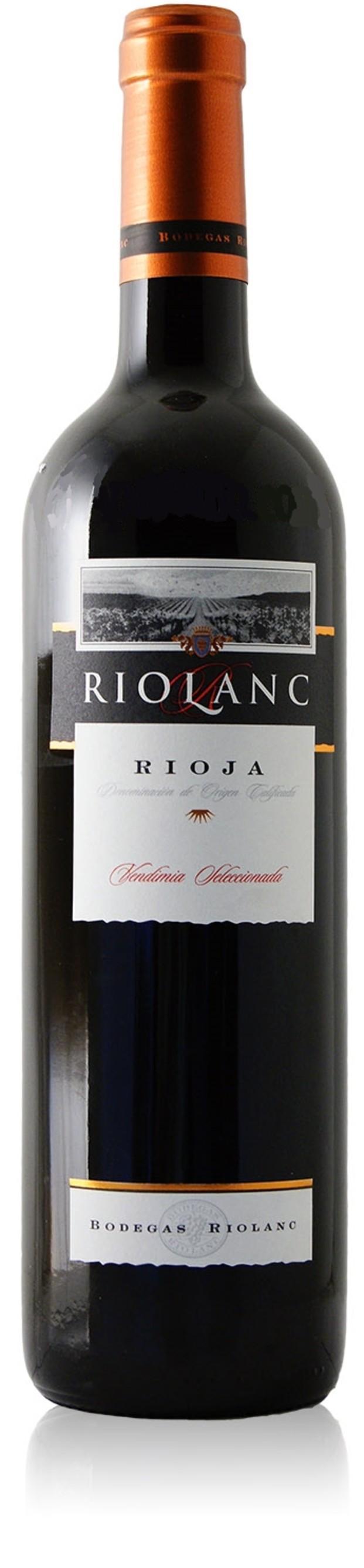 Riolanc. Vendimia Seleccionada