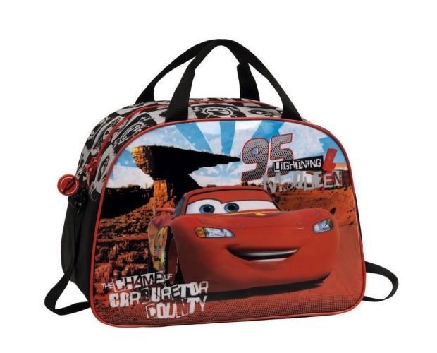 Bolsa de deportes o viaje . Bolsas de 40cm de Cars