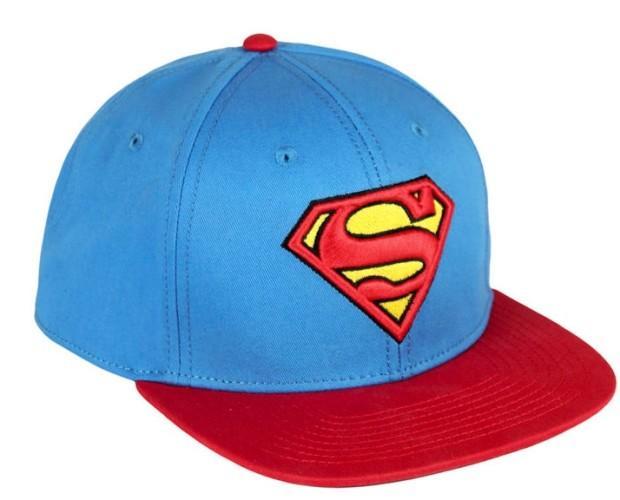 Gorra Superman. Gorras de personajes infantiles