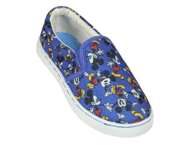 Zapato pascueras. Zapato pascueras de Mickey Mouse