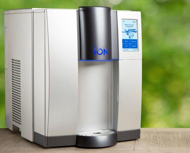 Nueva ION!. - Agua fría, del tiempo, caliente y con gas. - Agua recién filtrada y enfriada al instante. - Con pantalla táctil con posibilidad de mostrar el logtipo...