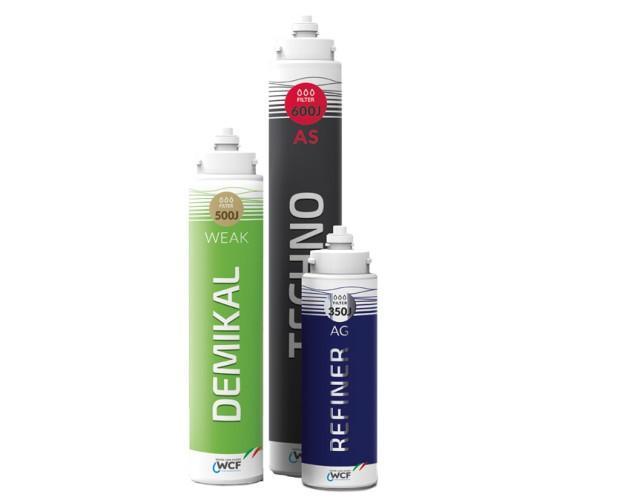 Water care filters. Nuestros filtros, agua pura