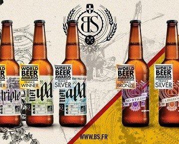 Cerveza Artesanal Ecológica.cervezas BS