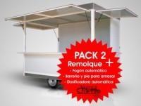 Pack Remolque con maquinaria
