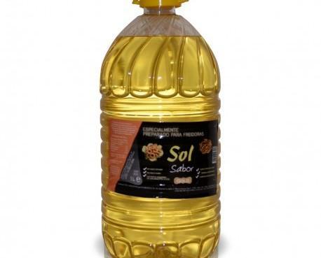 Aceite Gold 60%. Aceite alto oleico Gold 60% garrafa de 5 litros