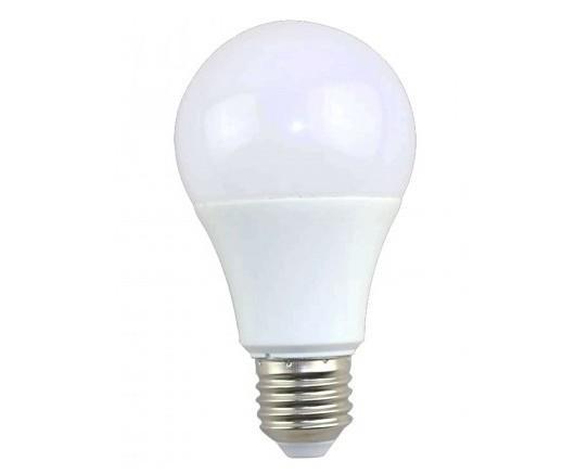 Bombilla LED 7W 300°. Este modelo supone la mejor alternativa para reemplazar a las bombillas incandescentes de 50W.